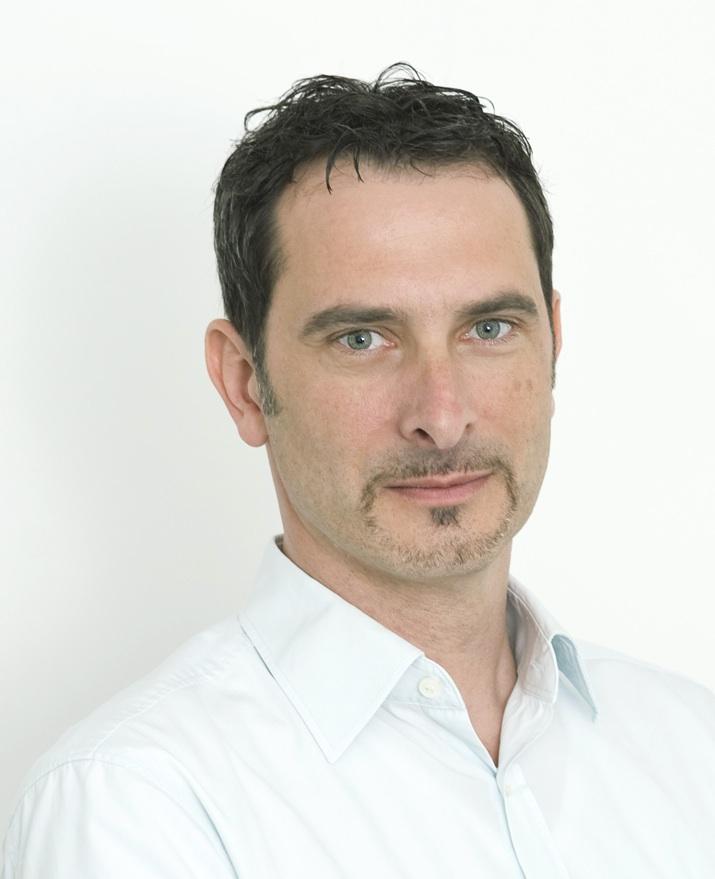 Geschäftsfüher Dr. Klaus Schmoltzi